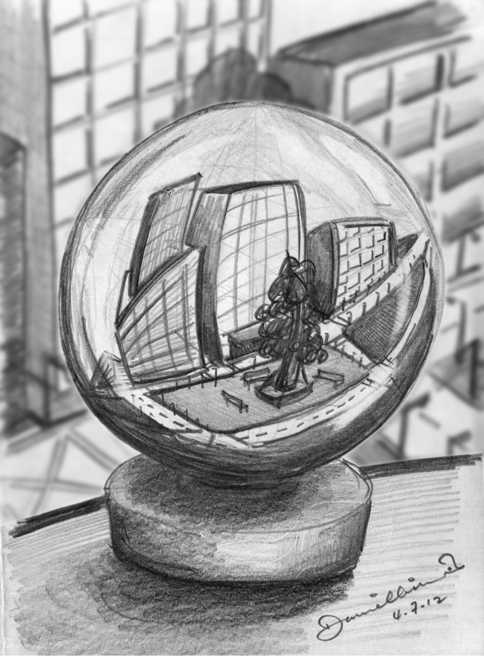 Fish Eye (5 point perspective) - MRS. BECK'S FINE ART CLASSES